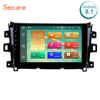 Seicane Android 8.0/8.1 Car Multimedia Player GPS Navigation System For 2011 2012 2013 2014 2015 2016 NISSAN navara Car Radio