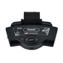 цена на BT8109B Steering Wheel Handsfree Auto Bluetooth Receiver Car Kits Hands Free For Mobile Phone Speakerphone Bluetooth V4.0