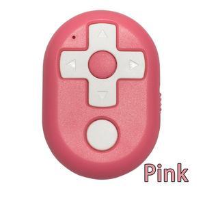 Image 2 - ポータブルリモコンワイヤレス Bluetooth セルフタイマービデオページターンシャッター多機能軽量 Mni デバイス電話用