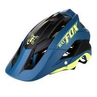 2019 New Overall Molding Bike Helmet Ultra light Bike Helmet High Quality Mtb Bike Helmet Casco Ciclismo 6 Colour BAT FOX DH AM