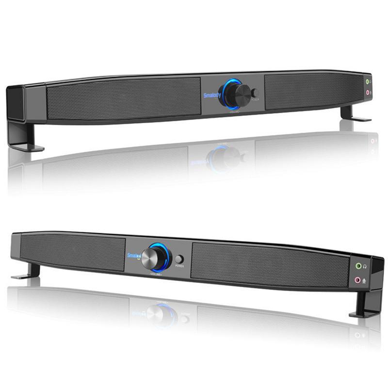 Система домашнего кинотеатра Bluetooth10w динамик звук бластер Двойной Динамик Hi-Fi стерео сабвуфер регулятор громкости стерео звук