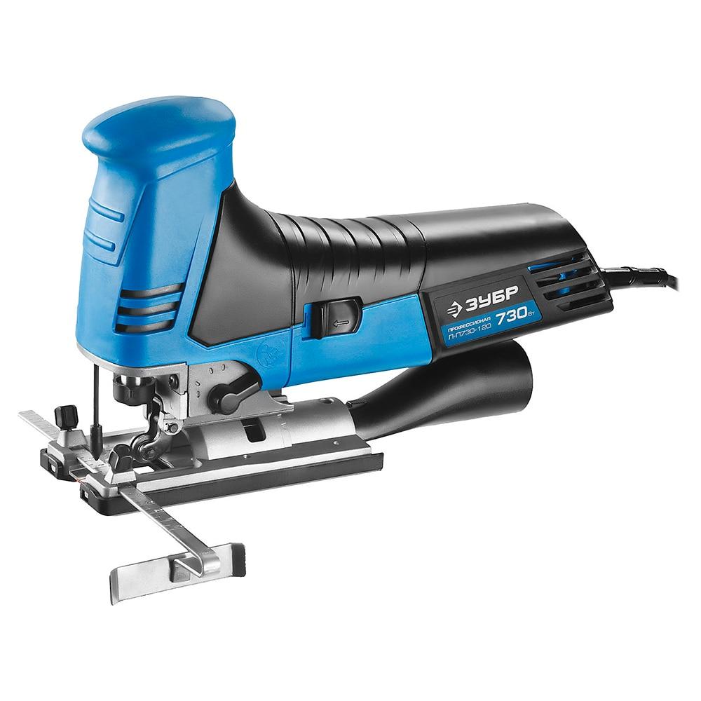 Jigsaw electric ZUBR L-p730-120 grinding machines orbital zubr sosm 450 125