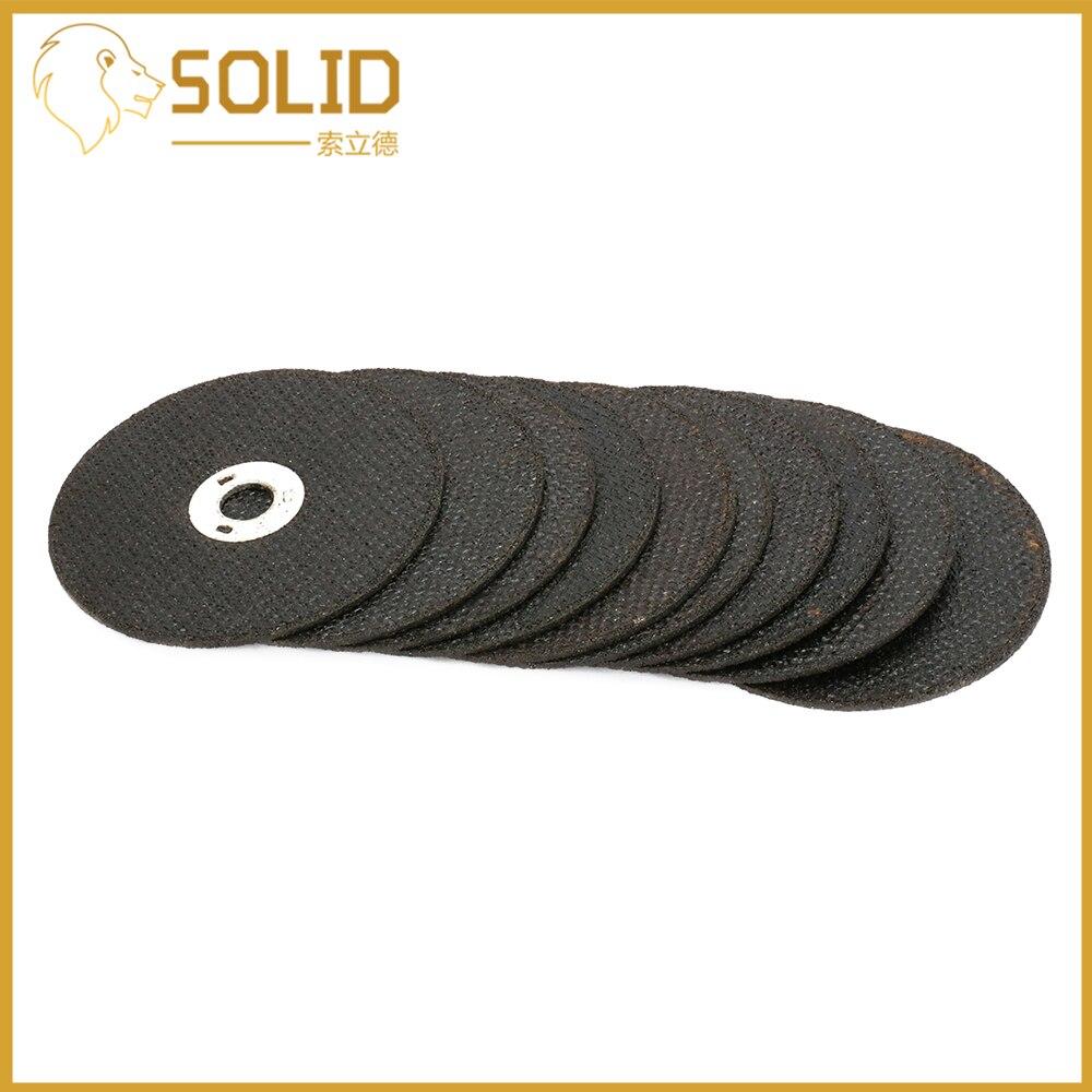 75x10x1.2mm Resina Cut Off Rodas Roda de Disco De Corte De Metal Moedor Dremel Ferramenta Rotary 5/ 10/15/20/30 Pcs
