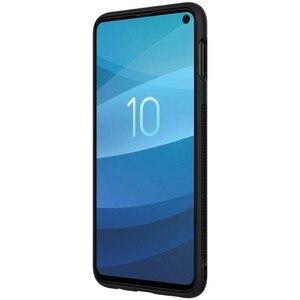 Image 4 - Nillkin Nylon PC Plastic Back Cover for Samsung Galaxy S10e case protector cover 5.8 For Samsung S10e