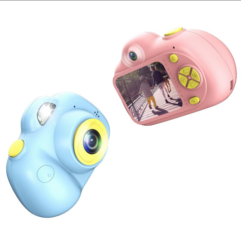 Kids Photo Camera Children Gift Educational Toddler Toys Kids Mini Digital Toy Camera With Photography Gift For Above 3 Year Old