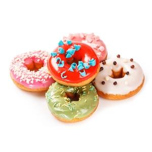 HILIFE Ручной Пончик Машина глубокая Жарка форма для пончиков пластик легкий Легкий Быстрый арабский вафельный дозатор пончик