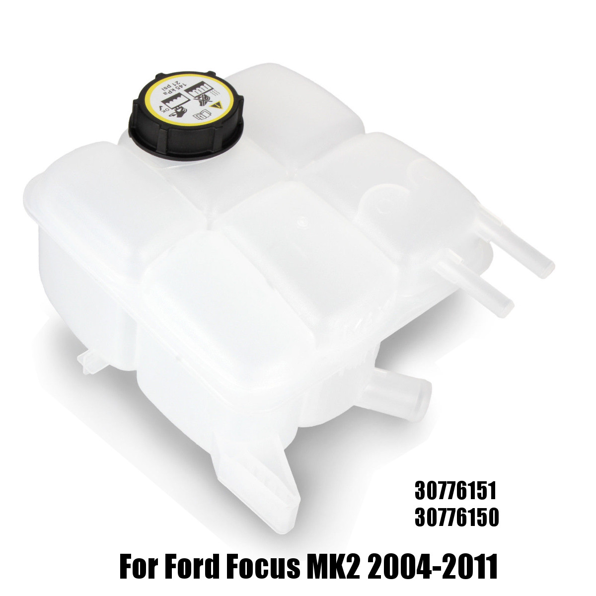 Replacement Parts 3.0L Eng Set of 4 Radiator and Cooling Fan ...