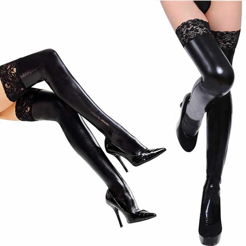 725627b54514c Detail Feedback Questions about Sexy Lady Thigh High Women's ...