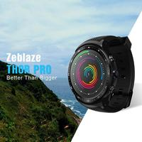 Zeblaze 1.53inch Thor PRO 3G GPS Smartwatch Android 5.1 MTK6580 1.0GHz 1GB+16GB Smart Watch BT 4.0 Wearable Devices Smart Watch