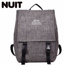 Mochila Masculina Both Shoulders Bag Fashion High Middle School Students Backpack Bags Wind Schoolbags