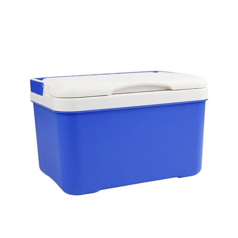 Cooler-Box Fishing-Box Medicine Car-Insulation-Box Ice-Organizer Home Outdoor 6L Barbecue