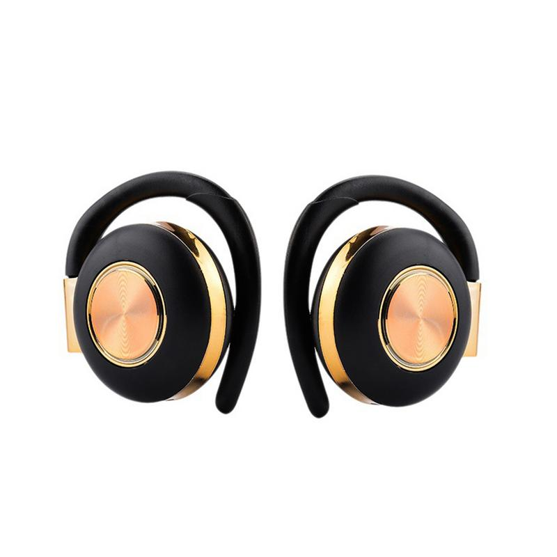 Portable Mini Earphones Wireless Bluetooth Earbuds TWS5.0 Running Sports Stereo Hd Hifi Sounds Surrounding Devices Accessories