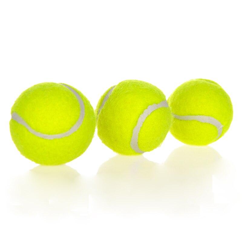 Chien jouets pour animaux de compagnie lanceur de Tennis Machine de lancement automatique balle pour animaux de compagnie jeter dispositif Section émission avec 3 balles nous Plug - 3