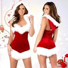 6bc5d34965 Popular Sexy Santa Sleeveless-Buy Cheap Sexy Santa Sleeveless lots ...