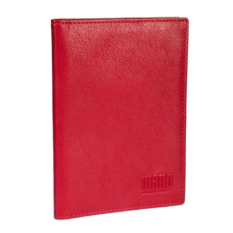 Passport covers Mano 20104 SETRU red кошельки бумажники и портмоне mano 20103 setru black