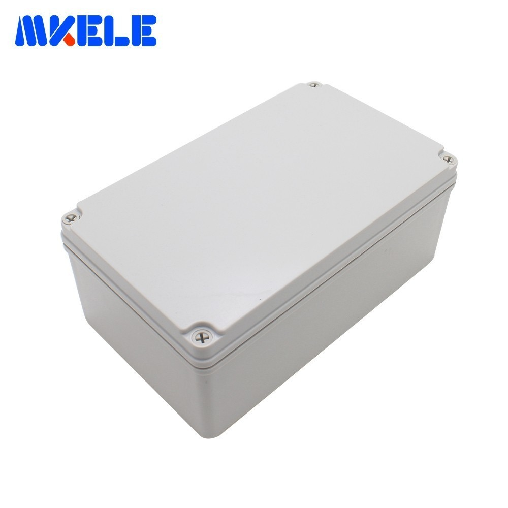 Waterproof ABS Plastic Electronic Enclosure Project Box Case IP65 Outdoor Junction Box 150*250*100mm