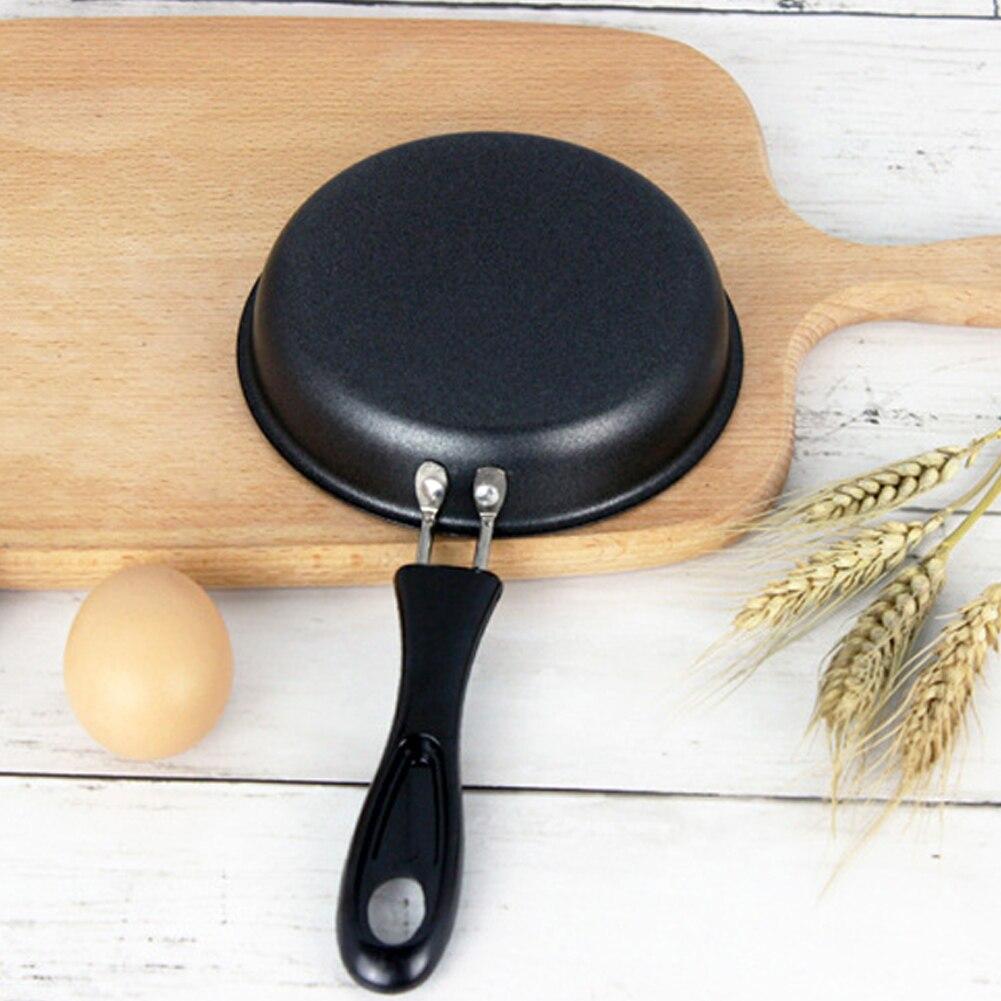 Cute Mini Non-Stick Anti-Scratch Coating Omelette Frying Pan 2
