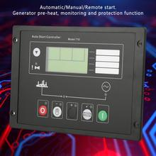 switch panel DSE710 Generator Auto Start Control Panel for Deep Sea Electronics Spare Parts LCD Display Panel miguel de cervantes saavedra la gitanilla
