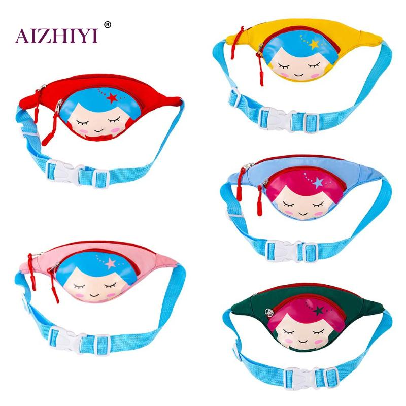 Kompetent Nette Kinder Nylon Schulter Taille Packs Casual Kinder Fanny Beutel Cartoon Brust Tasche Mädchen Geld Gürtel Umhängetaschen Bolsas Mujer Herrenbekleidung & Zubehör