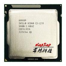 Intel Xeon E3 1270 E3 1270 3.4 GHz Quad Core CPU Processore 8M 80W LGA 1155