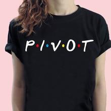 Pivot of The Friends Parody Women T-Shir
