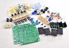 LJM DXAMP A1943/C5200 2-CH Power Amplifier Board Kit 2 channel l20 se power amplifier finished board transistor amplifier board a1943 c5200 350w 350w