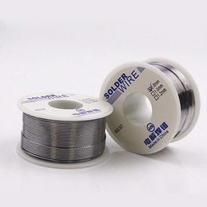 Image 2 - Solder Draht 1,0mm/0,8mm Flux Kolophonium Core Weldring Zinn Blei weilding draht