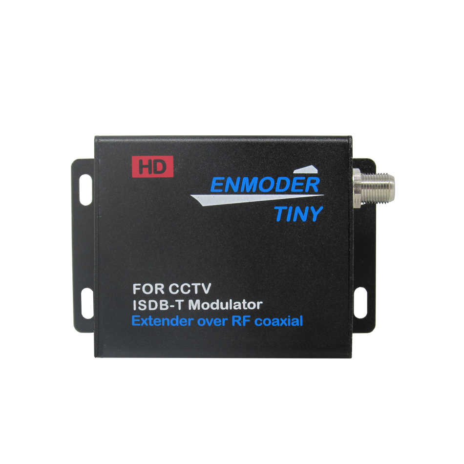 HDMI to ISDB T digital Encoder Modulator HD MI Extender over coaxial ISDB T TV RF