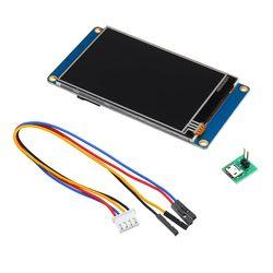 Новый 3,5 ''UART HMI умный ЖК-дисплей модуль экран английская версия NX4832T035 для Arduino TFT Raspberry Pi lcd модули