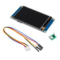 New 3.5'' UART HMI Smart LCD Display Module Screen English Version NX4832T035 for Arduino TFT Raspberry Pi LCD Modules
