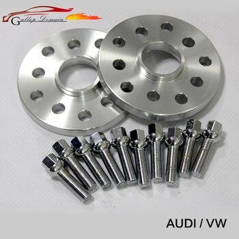 2 قطعة 12 مللي متر عجلة الفواصل ل سيارة أودي عدة 5x100 5x112 CB: 57.1 A1 A2 A3 A4 (B5 ، B6 ، B7) A6 (C4 ، C5 ، C6) a8 (4E) TT اولرود كواترو