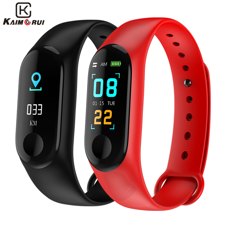 Smart Bracelet Sport Fitness Bracelet IP67 Waterproof Smart Wristband Blood Pressure Oxygen Activity Tracker for Men