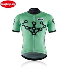 ZangXingLang Mens Cycling Jersey Clothing Pro Bike Wear Summer Top Bicycle Shirt Cycle Cheap