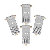 Wireless HDMI Transmitter Receiver 1080P Wireless HDMI Extender Up to 200M/ 656FT Outdoor HDMI Wireless Extender 1080P