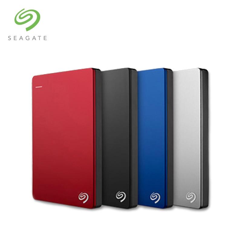 "Seagate External Hard Drive Backup Plus 2.5"" Portable HDD 5400rmp 1TB 2TB 4T USB 3.0 External Hard Drive Disk disco duro externo-in External Hard Drives from Computer & Office    1"