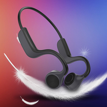 Docooler E9 наушники гарнитура с костной проводимостью Беспроводной HeadphonesBluetooth 5,0 наушники Спорт на открытом воздухе Hands-free w/Mic