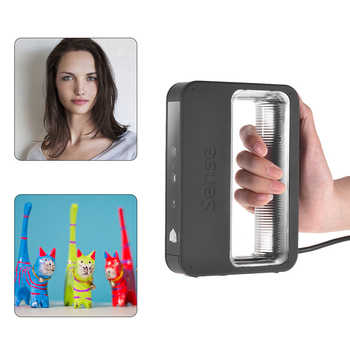 3D Systems Sense 2 Handheld 3D Scanner High Precision USB Connection for Design Research Crafts Processing Scan Items and Human