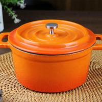 Kitchen Porcelain Soup Pot Dutch Ovens Glass Cooker Salad Instant Noodle Bowl Handmade Cooking Pot Kitchen Supplies