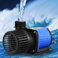 6500L/H Eco Pond Pump Water Circulation Pond Pump Aquarium Water Pump submersible pump frequency conversion mute filter energy