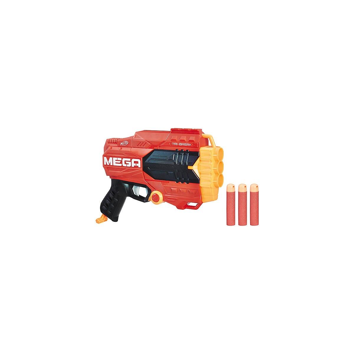 NERF Toy Guns 7922801 gun weapon toys games pneumatic blaster boy orbiz revolver Outdoor Fun Sports MTpromo