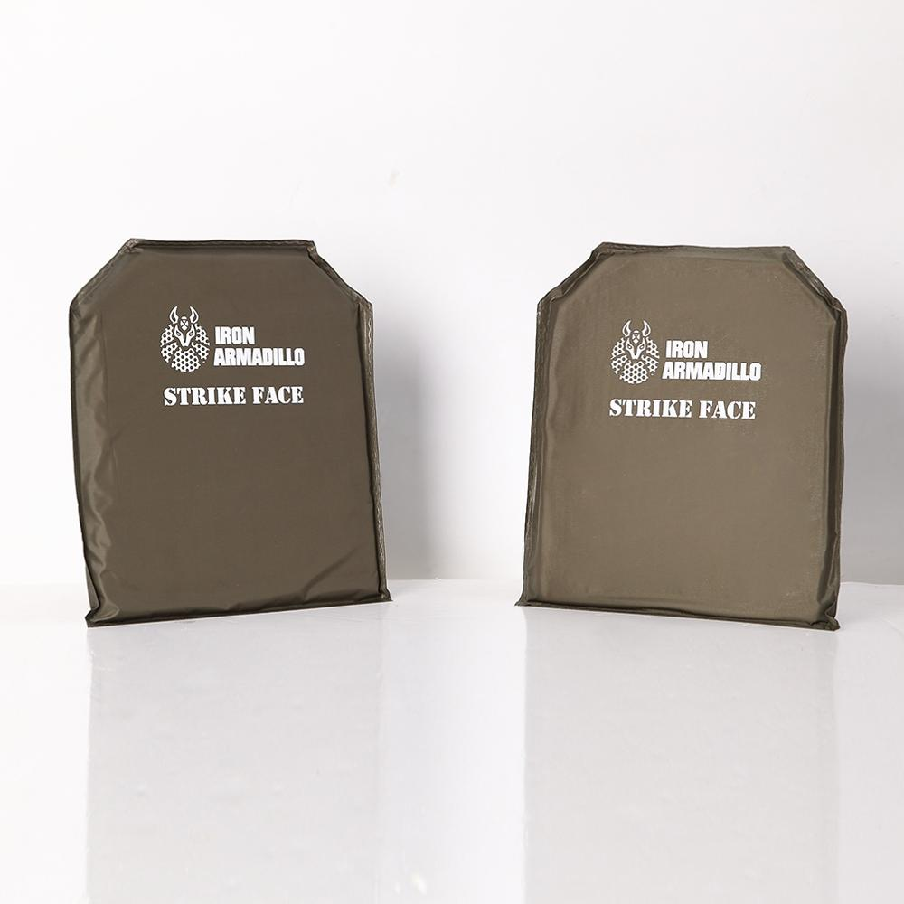 AA Shield Bulletproof Soft Panel Body Armor Inserts Plate UHMWPE Core Self Defense Supply Ballistic NIJ Lvl IIIA 3A 10x12#1 Pair