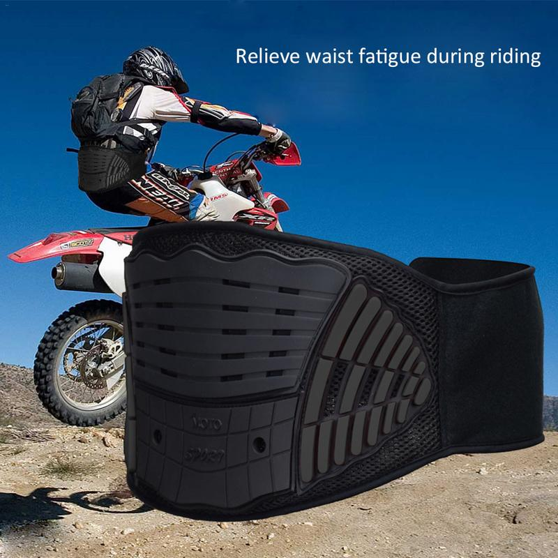 Motorcycle Belt Riding Protective Off-Road Bicycle Kidney Protection Belt Locomotive Anti-Fall Belt