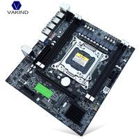 X79 E5 Desktop Computer Mainboard 2011Pin 2 Channels RECC Gaming Motherboard CPU Platform Support Octa Core LGA