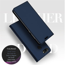 Flip Slim Wallet Magnetic Cover For Huawei Honor 10 9 8X 7X 6X Lite Shockproof Phone CaseFor Huawei Honor 10 9 8 7A 6A DYee(China)
