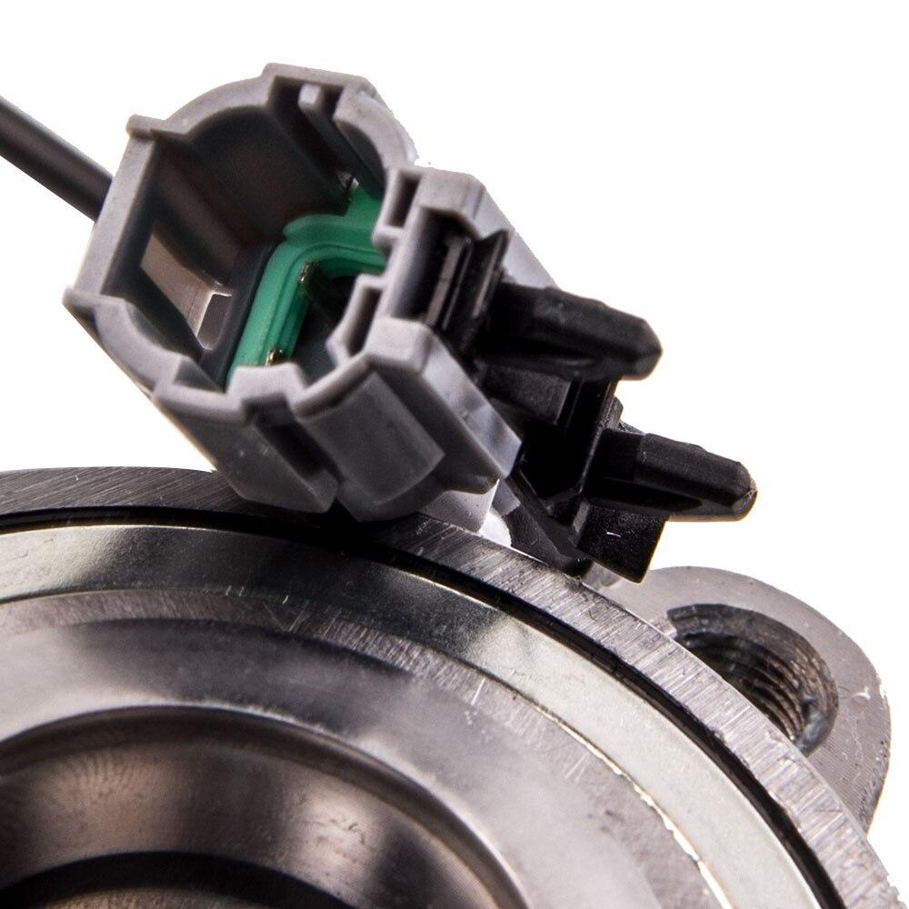 1 moyeu de roulement de roue avant pour NISSAN NAVARA 4WD D22 D40 YD25 VQ40 espagnol MAX pour NISSAN NAVARA/PATHFINDER 2.5, 3.0, 4.0 dCi SPT - 5