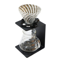 SNNY NEW Pour The Coffee Rack With The Detachable Coffee Filter Holder | 100% Recyclable, Durable And Easy To Use, Coffee Filt