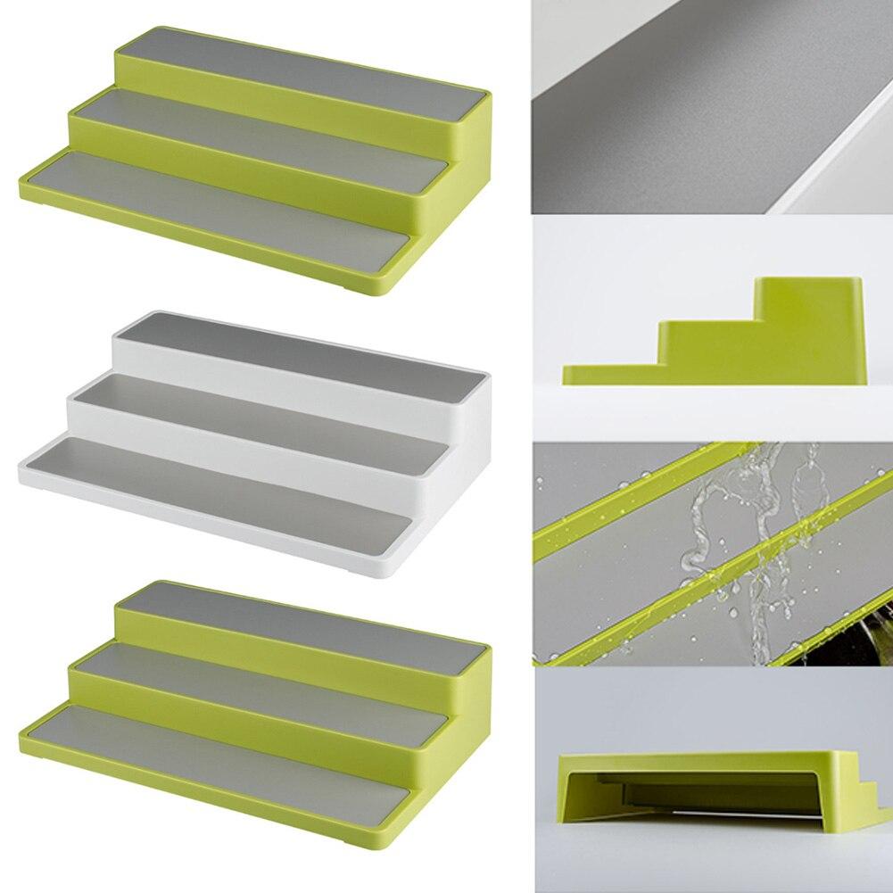 Kitchen Storage Ladder: Classify Kitchen Ladder Style Supporter Home Storage Shelf
