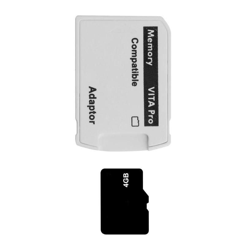 V5.0 SD2Vita For PS Vita Memory Convertor SD2VITA PRO Micro SD Card Adapter For Sony PS Vita Henkaku Game 1000/2000