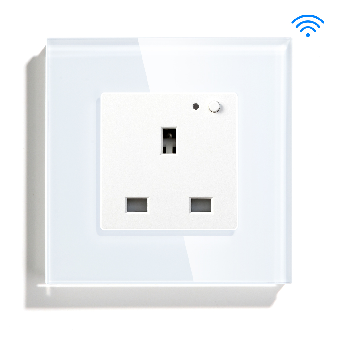 Wall Socket Wall Socket Smart Socket  WIFI Socket White Black GoldWall Socket Wall Socket Smart Socket  WIFI Socket White Black Gold