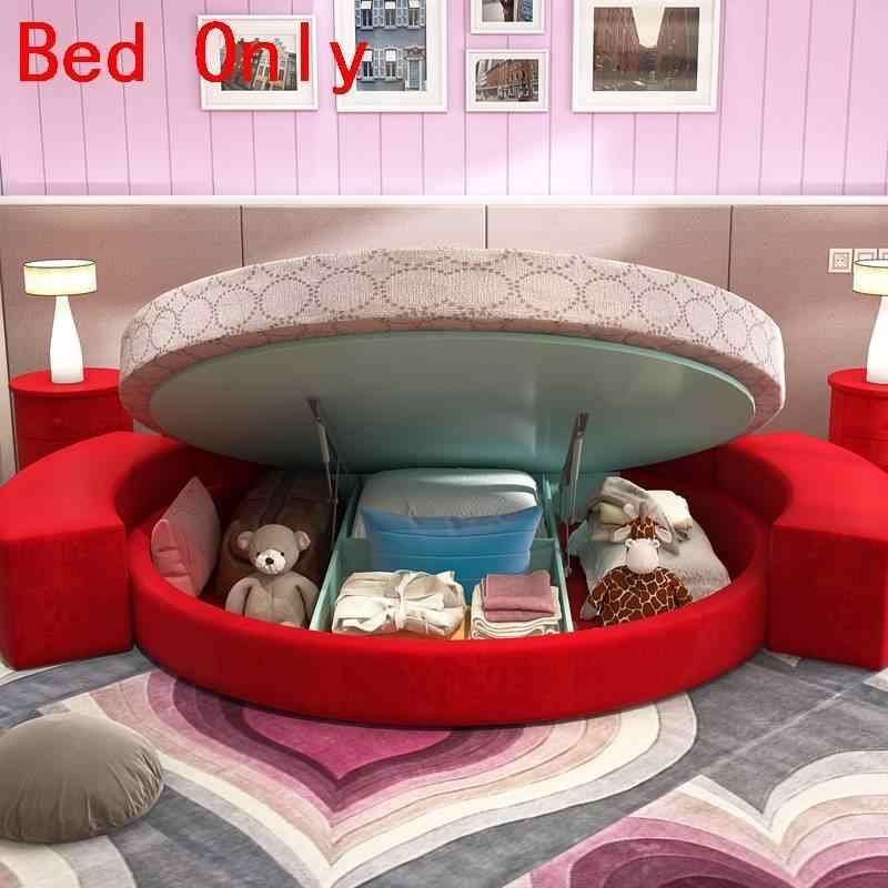 Mobili Per La Casa Literas Set Recamaras Dormitorio Modern Totoro Room Box Kids Home Mueble Moderna Cama bedroom Furniture Bed